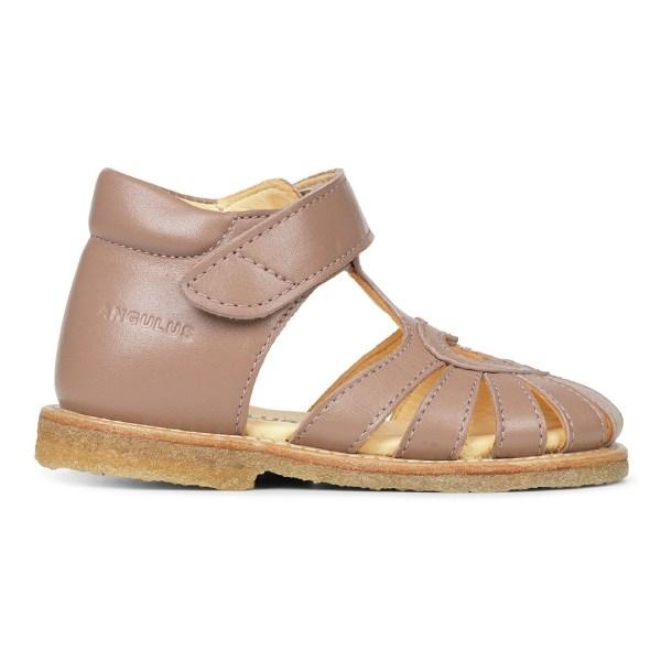 Angulus Begyndersandal m. velcro - Make-up