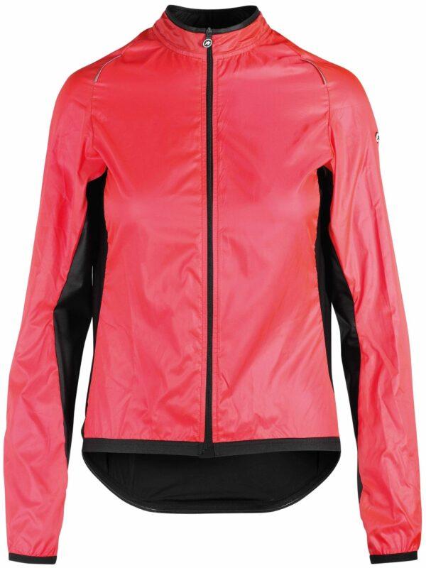 Assos UMA GT Wind Jacket Summer Dame Vindjakke - Pink