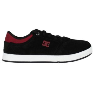 DC Shoes Sko - Crisis B - Sort m. Bordeaux