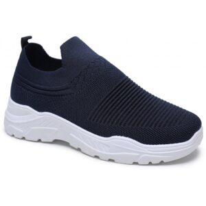 Dame Sneakers 1072 - Blue