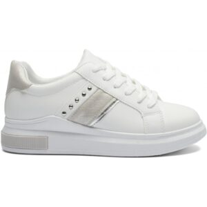 Dame Sneakers 2027 - Silver