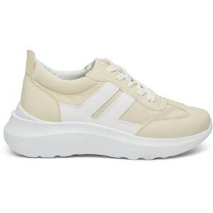 Dame Sneakers 2028 - Beige