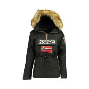 GEOGRAPHICAL NORWAY vinterjakke Anorak Dame Bridget - Black