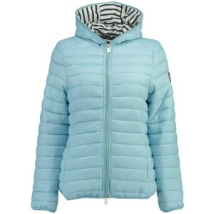 GEOGRAPHICAL NORWAY vinterjakke Dame DINETTE LADY - Light blue