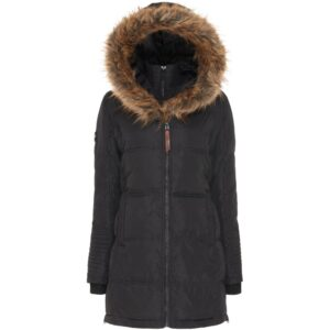Geographical Norway Dame Vinterjakke Belissima - Black