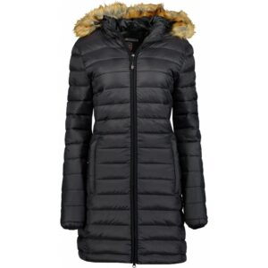 Geographical Norway Dame Vinterjakke Clara - Black