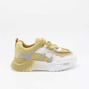 Ideal shoes dame sneakers 2021 - Yellow