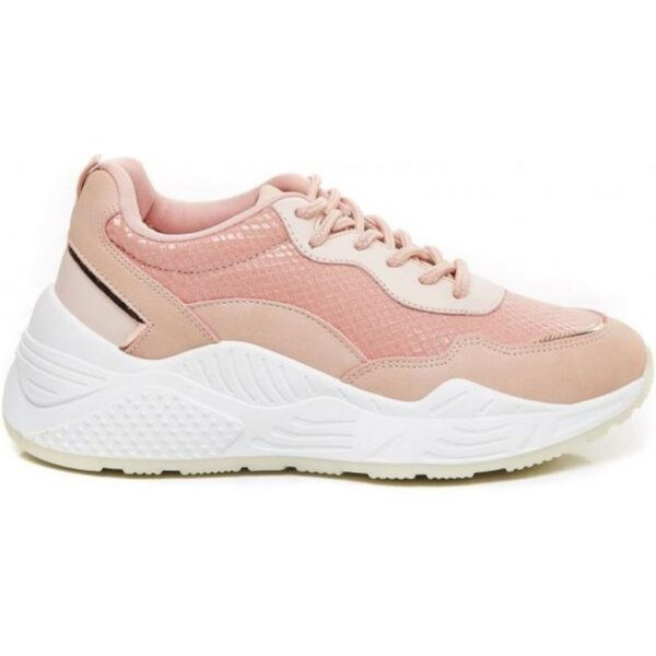 Ideal shoes dame sneakers 9920 - Pink