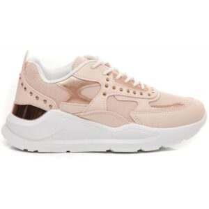 Ideal shoes dame sneakers 9929 - Pink