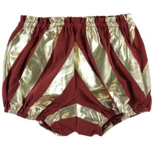 MarMar Bloomers - Pava - Golden Stripes