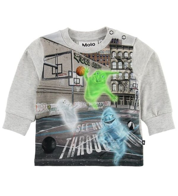 Molo Bluse - Eloy - Ghost Basket