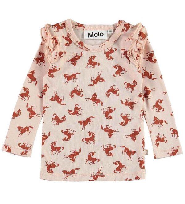 Molo Bluse - Emma - Mini Horse Jersey