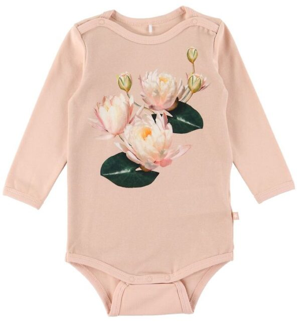 Molo Body l/æ - Foss - Water Lily Baby
