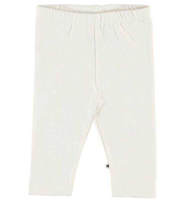 Molo Leggings - Nette Solid - Pearled Ivory