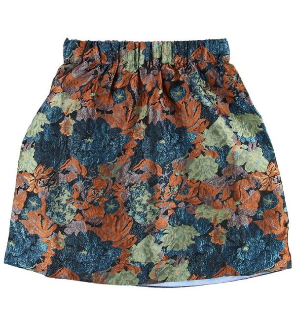 Molo Nederdel - Betsy - Midnight Floral