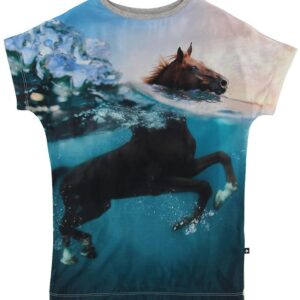 Molo T-shirt - Cyrille - Swimming Horse