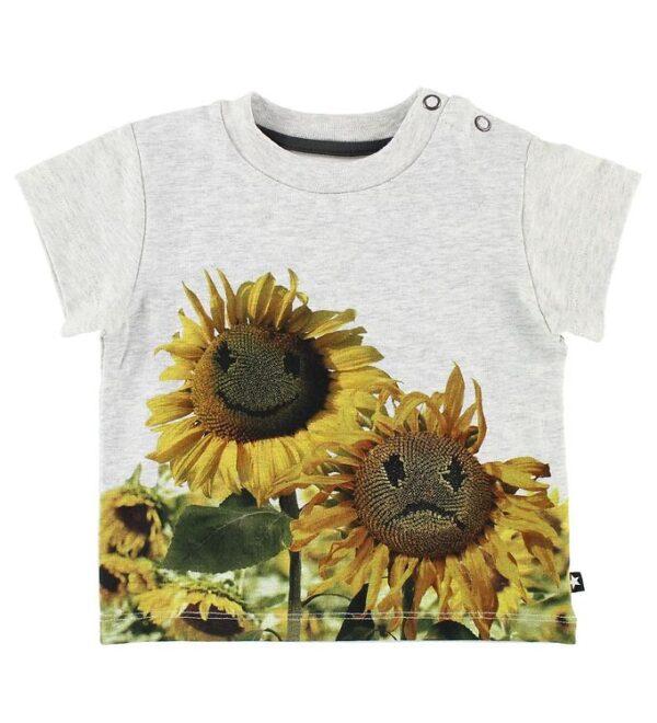 Molo T-shirt - Emilio - Moody Flowers