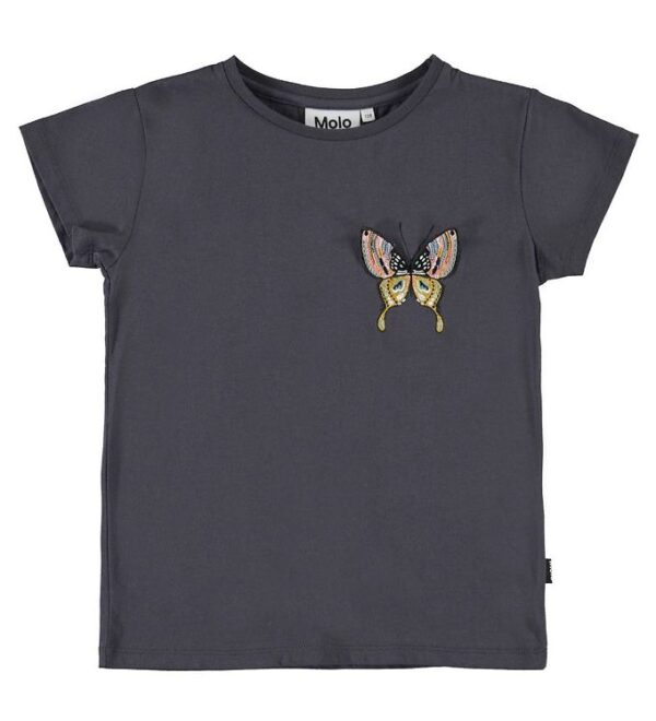Molo T-shirt - Ranva - Purple Night