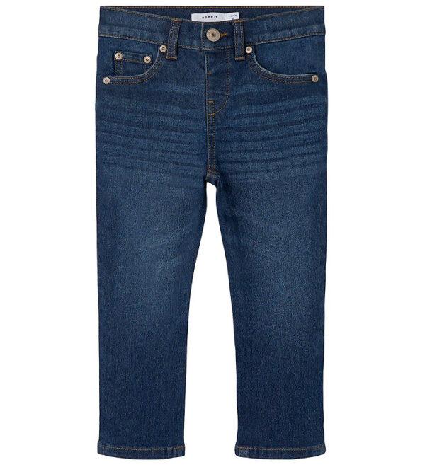 Name It Jeans - NmmSilas - Dark Blue Denim