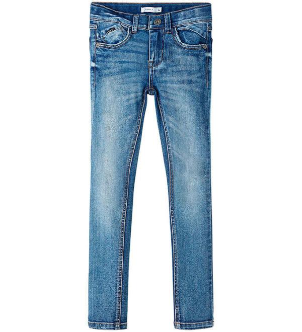Name It Jeans - Noos - NmmSilas - Dark Blue Denim