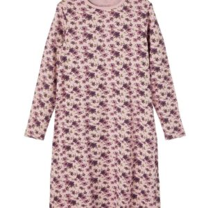Name It Natkjole - NkfNightgown - Noos - Deco Rose Flower