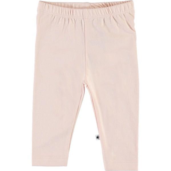 Nette Solid Leggings - Peach Blossom - Str. 98