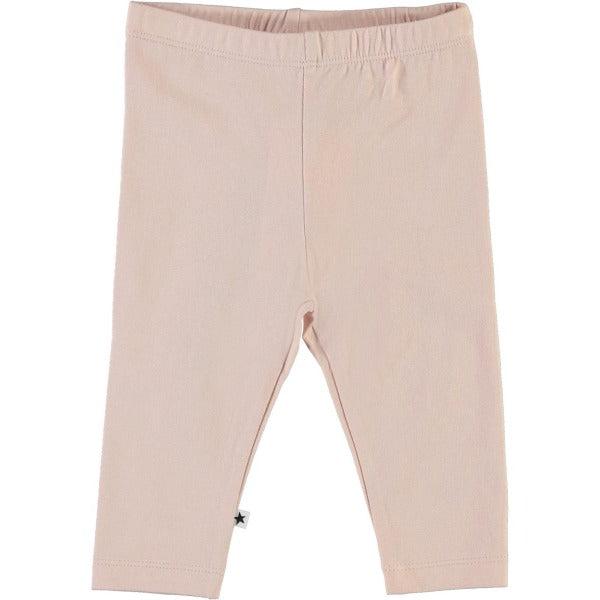 Nette Solid Leggings - Petal Blush - Str. 56