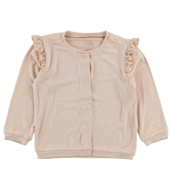 Petit By Sofie Schnoor Cardigan - Pudder