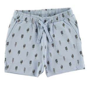 Petit by Sofie Schnoor Shorts - Monty - Lyseblå m. Is