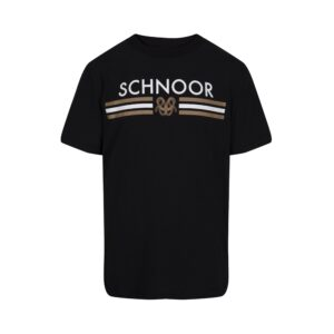 Petit by Sofie Schnoor - T-shirt SS, Oliver - Black