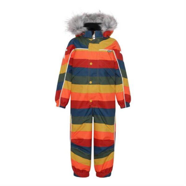 Polaris Fur Flyverdragt - Rainbow