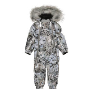 Pyxis Fur Flyverdragt - Snowy Leopards