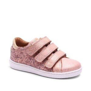 Sneakers Velcro sko - Blush