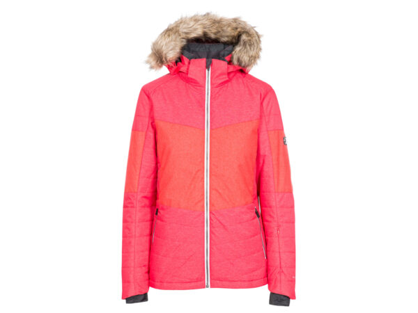Trespass Tiffany - Skijakke Dame - Str. S - Rød