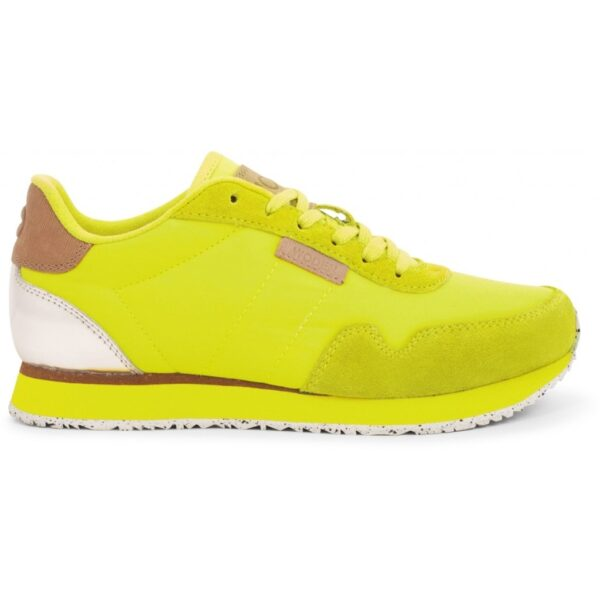 Woden - Sneakers, Nora II - Neon Yellow