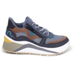 Woden Wonder - Sneakers, Markus Suede Kids - Mix Colors