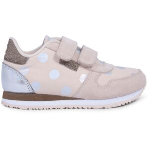 Woden Wonder - Sneakers, Nora Dot II Kids - Blush