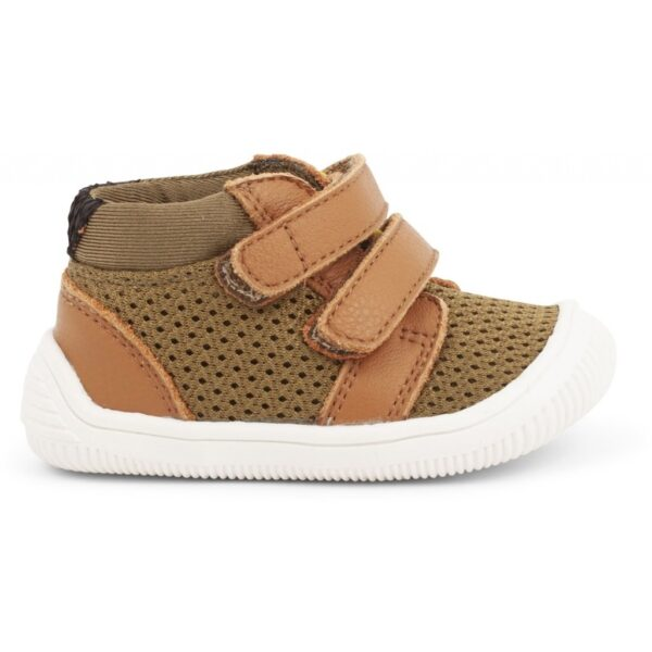 Woden Wonder - Sneakers, Tristan Baby - Lizard Green
